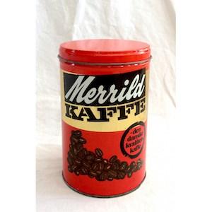merrild kaffedaase