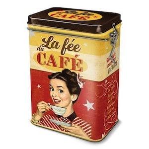 la fée du café kaffedåse