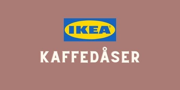 IKEA kaffedåse